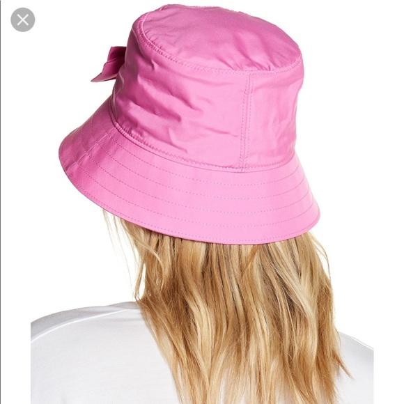 45b2461a43c NWT Kate Spade New York Rain Bucket Hat.